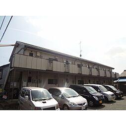 静岡県浜松市東区笠井町の賃貸アパートの外観