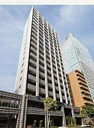 東京都港区六本木の賃貸マンションの外観