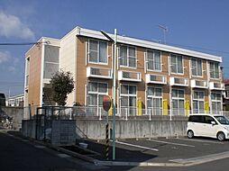 レオパレスAMORINO[2階]の外観