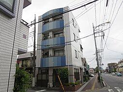埼玉県川口市坂下町1丁目の賃貸マンションの外観