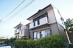 コーポサンライズ B[1階]の外観