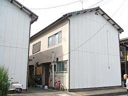 大木アパート[6号室]の外観