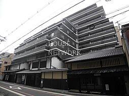 イーグルコート京都六角雅心庵[3F号室号室]の外観