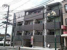東京都板橋区大谷口北町の賃貸マンションの外観