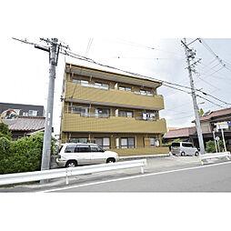 愛知県清須市西枇杷島町宮前1丁目の賃貸マンションの外観