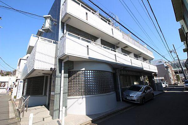 コートリーハウス横浜和田町[311号室]の外観