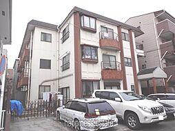 山久マンション[3階]の外観