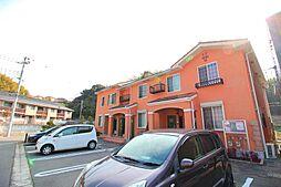 兵庫県神戸市垂水区下畑町字内入田の賃貸アパートの外観