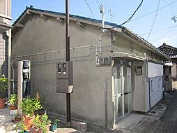 三井アパート[1号室]の外観