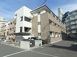 大阪府堺市西区浜寺諏訪森町西3丁の賃貸アパートの外観