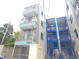 アクティ北浦和[3階]の外観