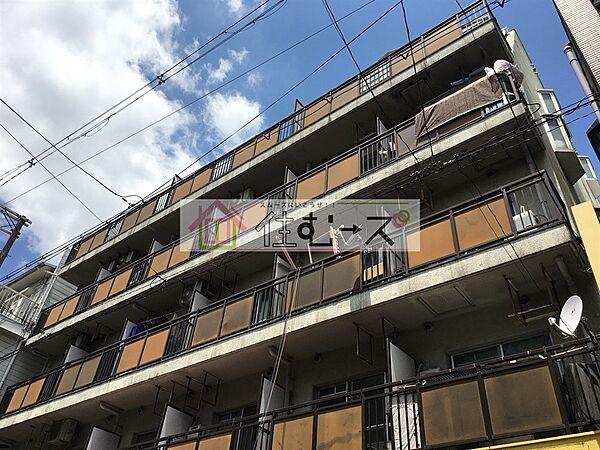 フローララポルテ[2階]の外観
