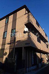 埼玉県さいたま市浦和区岸町3丁目の賃貸アパートの外観