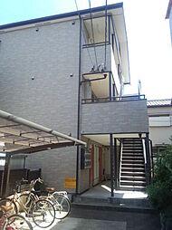 埼玉県戸田市本町5丁目の賃貸アパートの外観