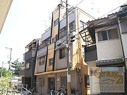 西長居マンション[3階]の外観