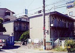 大阪府枚方市北中振3丁目の賃貸アパートの外観