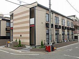 東京都江戸川区南篠崎町3丁目の賃貸アパートの外観