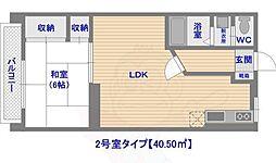 唐人町駅 5.5万円