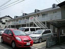 愛知県尾張旭市東本地ヶ原町4丁目の賃貸アパートの外観