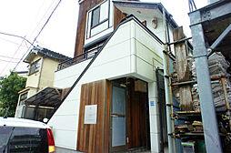 東京都練馬区中村北2丁目の賃貸アパートの外観
