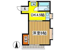 第7東菱ビル[3階]の間取り