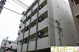 大阪府大阪市平野区加美北8丁目の賃貸マンションの外観