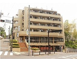 東京都国分寺市本町1丁目の賃貸マンションの外観