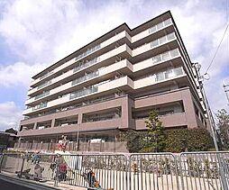京都府京都市伏見区竹中町の賃貸マンションの外観