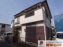 [テラスハウス] 千葉県船橋市七林町 の賃貸【/】の外観