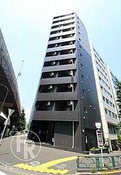東京都品川区西五反田7丁目の賃貸マンションの外観
