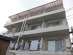 神戸・山手アパートメント[2階]の外観