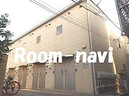 東京都荒川区西尾久6丁目の賃貸マンションの外観