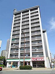 福岡県北九州市小倉北区馬借3丁目の賃貸マンションの外観