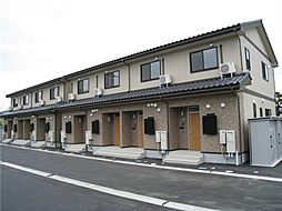 [テラスハウス] 富山県富山市下冨居1丁目 の賃貸【/】の外観