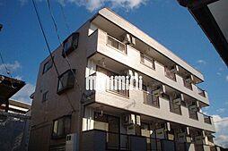宮城県仙台市泉区市名坂字東裏の賃貸マンションの外観