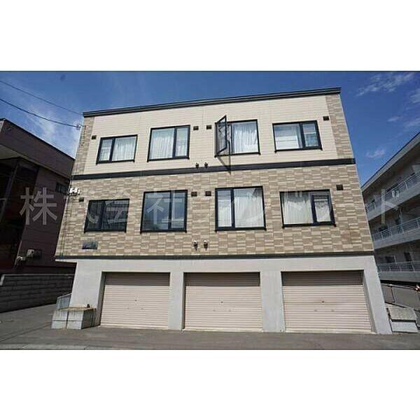 Casa Cuarta 2階の賃貸【北海道 / 札幌市西区】