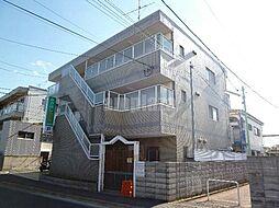 東京都三鷹市牟礼1丁目の賃貸マンションの外観