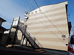 レオパレスシャルマン北越谷V[2階]の外観