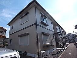 兵庫県揖保郡太子町矢田部の賃貸アパートの外観
