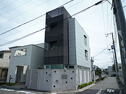大阪府堺市北区新金岡町5丁の賃貸マンションの外観