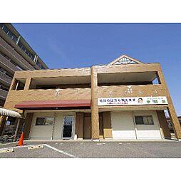 奈良県香芝市穴虫の賃貸マンションの外観
