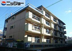 サンハイツ豊[1階]の外観