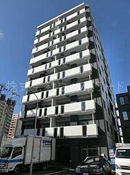 北海道札幌市中央区南六条西18丁目の賃貸マンションの外観