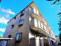 東京都東久留米市滝山5丁目の賃貸マンションの外観