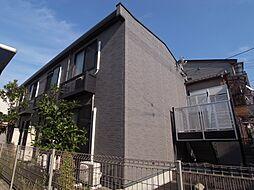 ピュアグリート[103号室]の外観