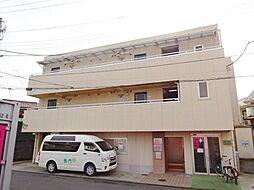神奈川県川崎市川崎区大島上町の賃貸マンションの外観