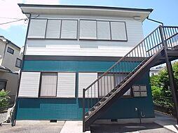 カーサV[2階]の外観