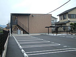 レオネクスト西大村[203号室]の外観
