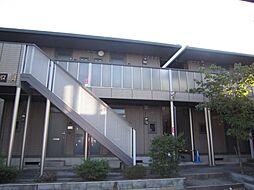 メルベイユ・エスパスA[2階]の外観