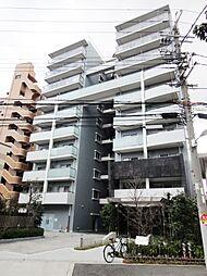 アクアスイート新大阪[4階]の外観